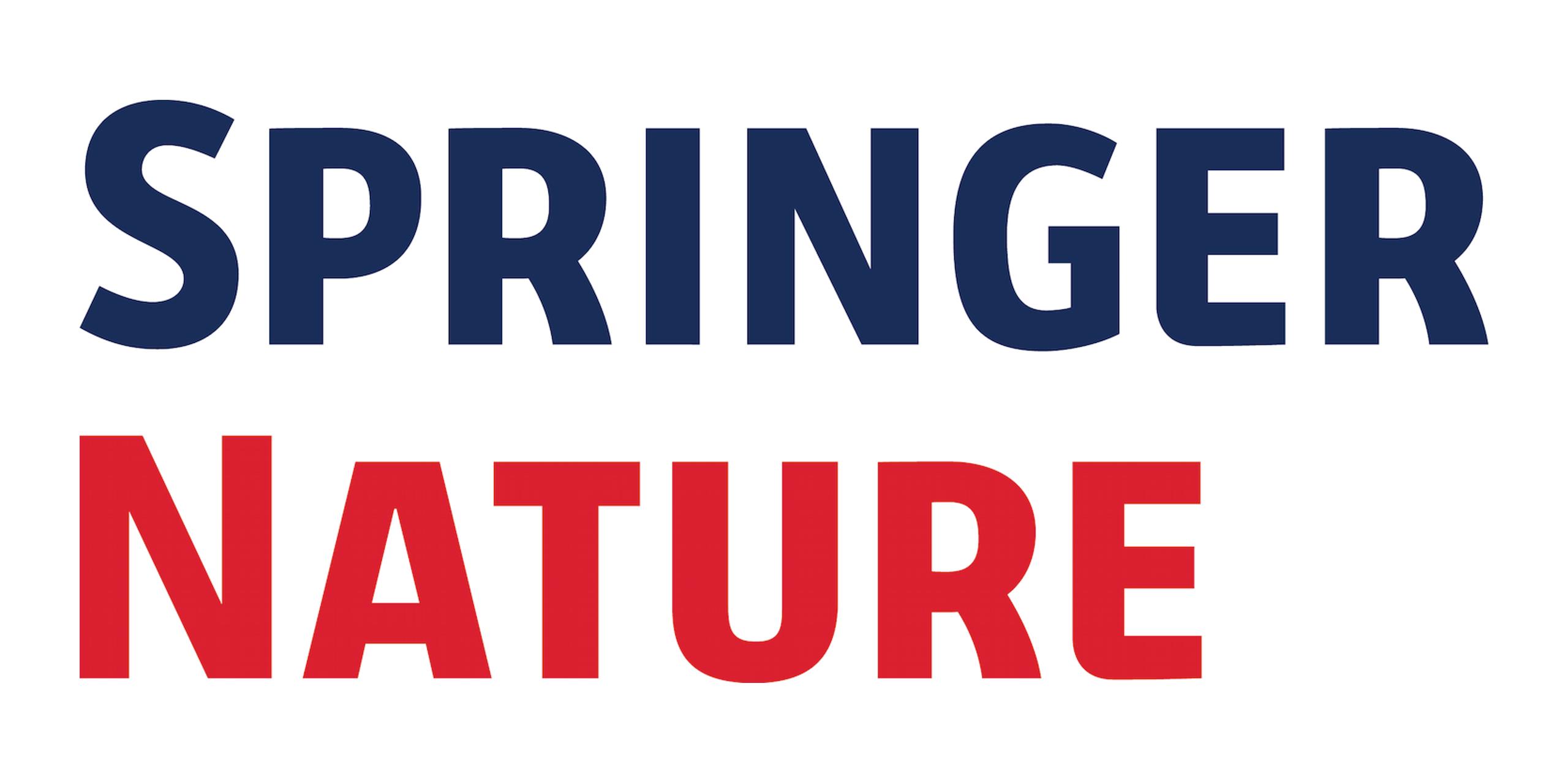 Springer Nature Logo